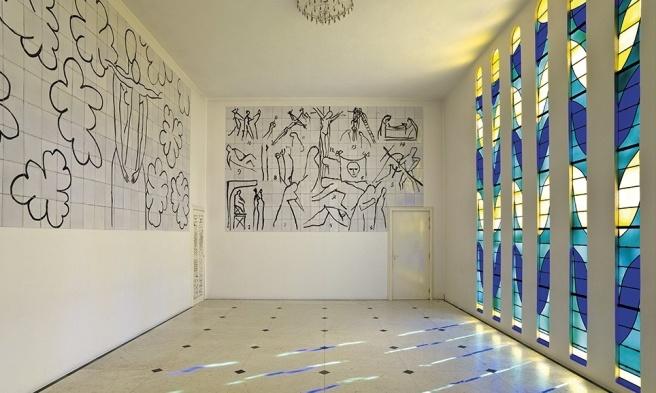 Chapelle du Rosaire - Architectural Review