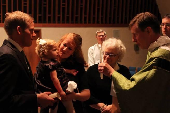 Vivienne's Baptism